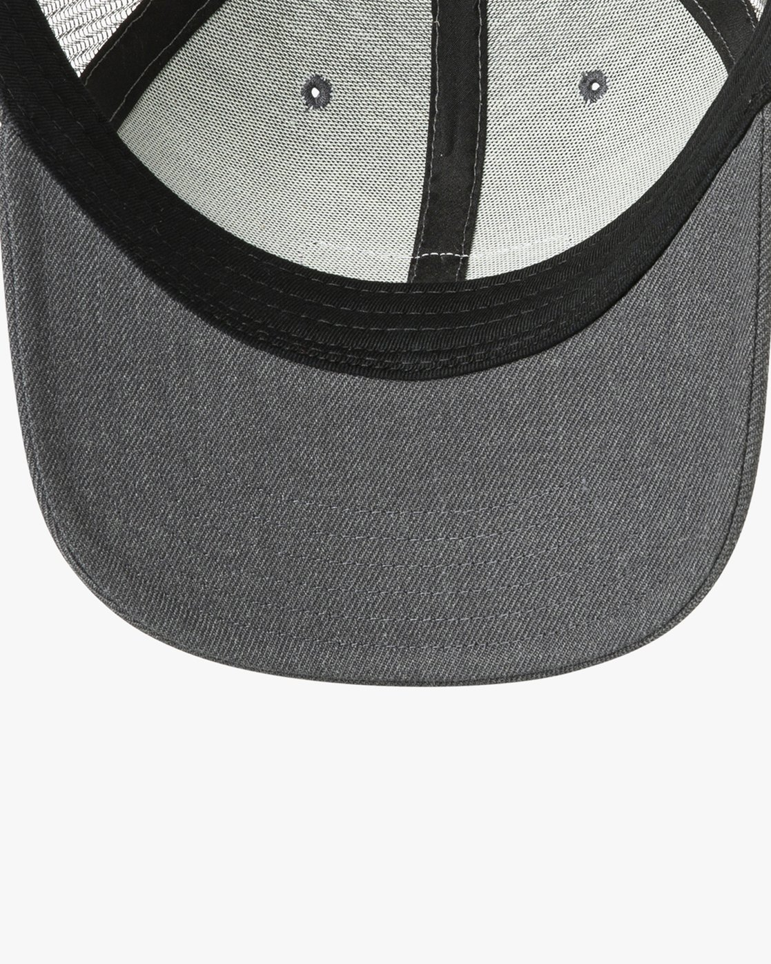 2 Ticket Trucker II Hat Grey MAHWQRTT RVCA