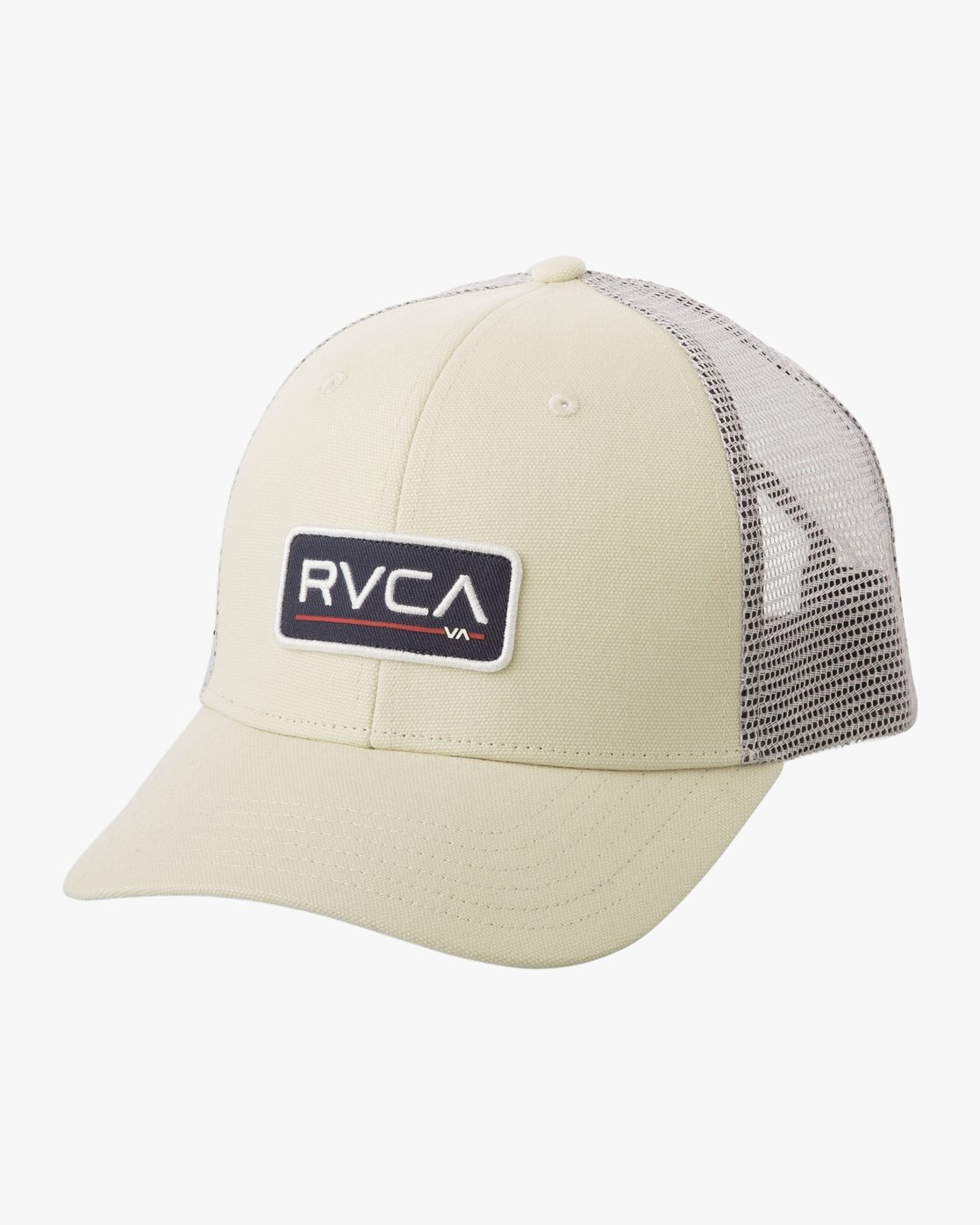 0 Ticket Trucker II Hat Beige MAHWQRTT RVCA