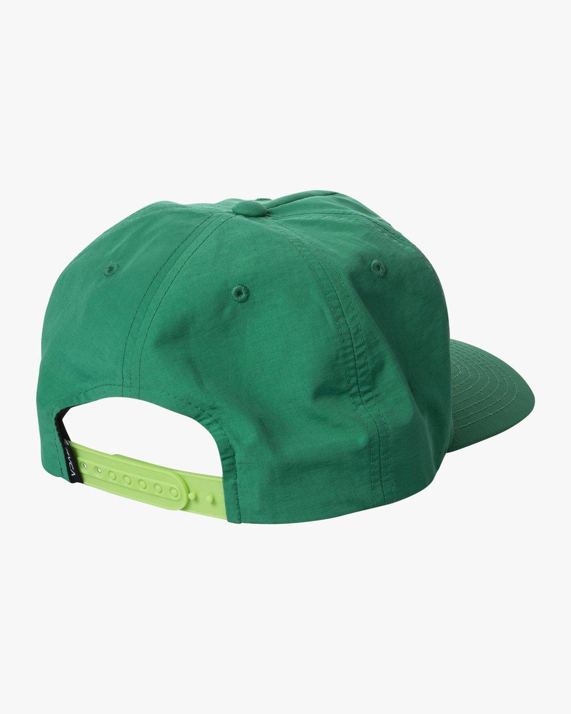 1 GRAPHIC PACK SNAPBACK HAT Blue MAHWTRGP RVCA