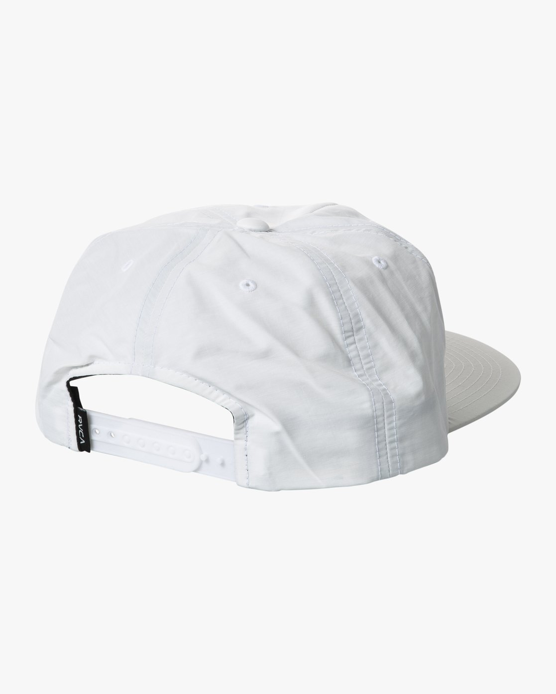 1 GRAPHIC PACK SNAPBACK HAT White MAHWTRGP RVCA