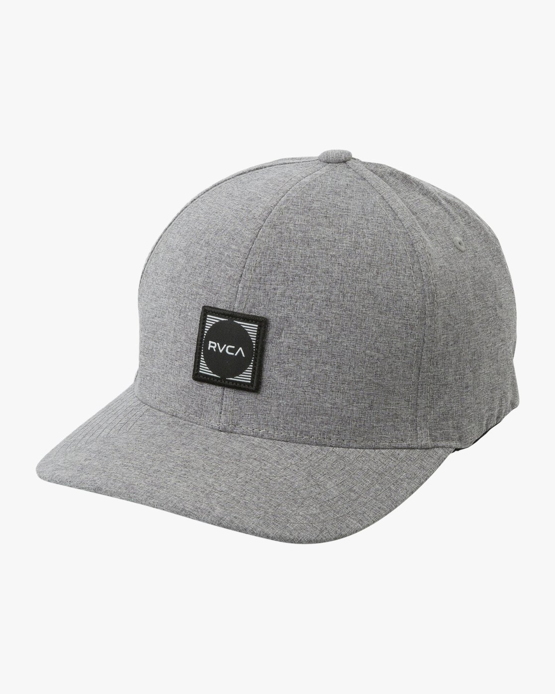 0 Scores Flexfit Hat Grey MAHWTRSC RVCA