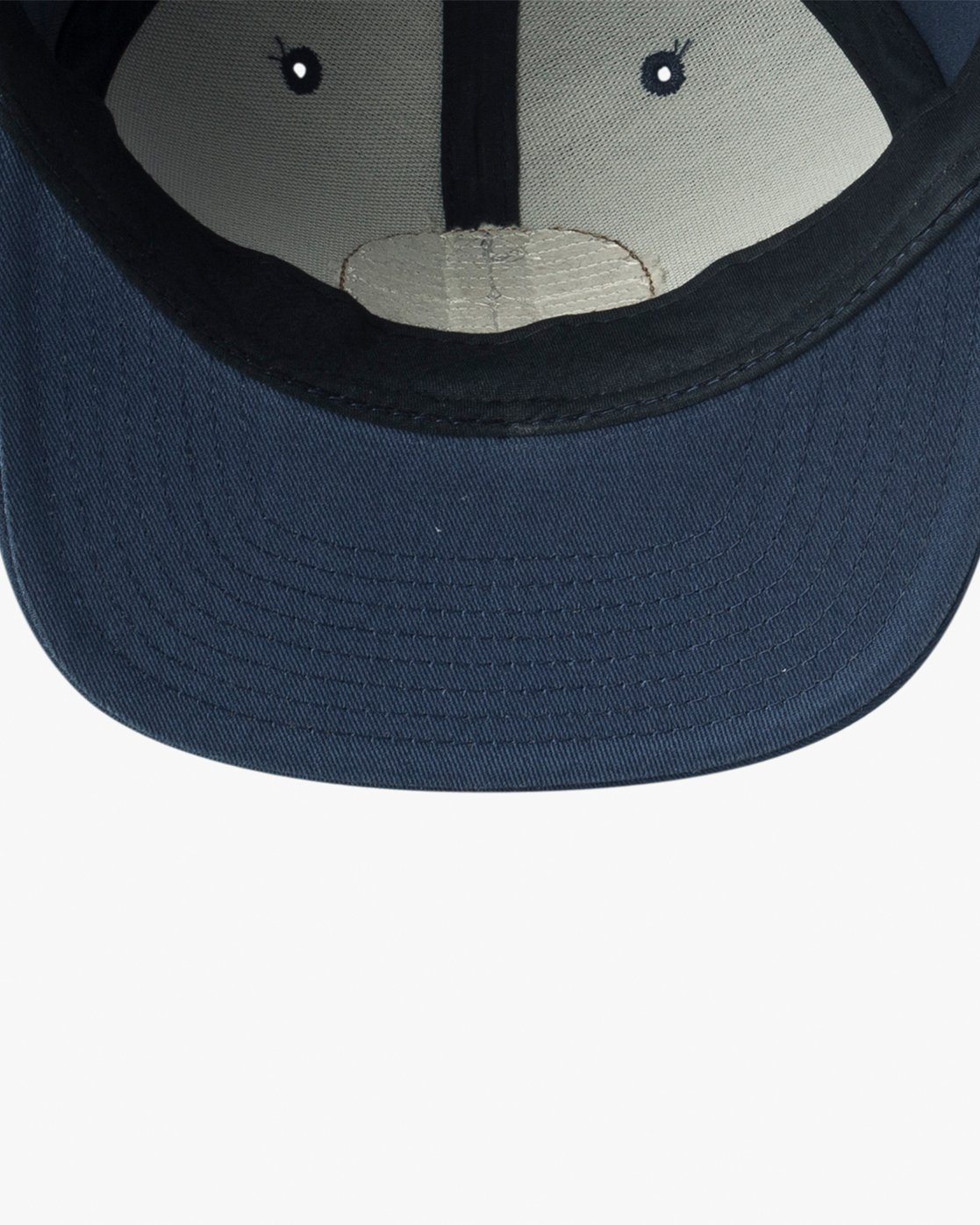 2 Navigate Snapback Hat Blue MAHWURNA RVCA