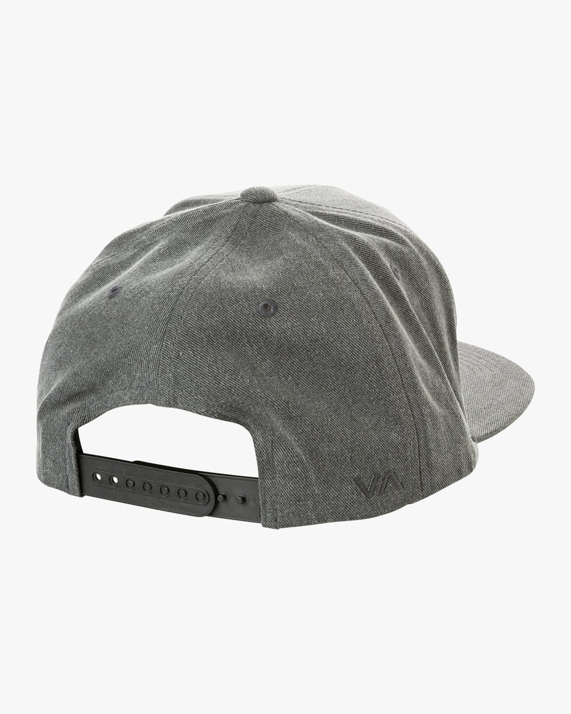 1 Navigate Snapback Hat Black MAHWURNA RVCA