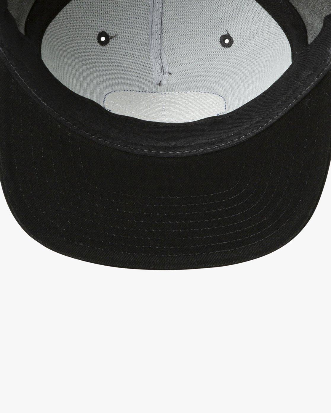 2 Olympic Snapback Hat Black MAHWUROL RVCA
