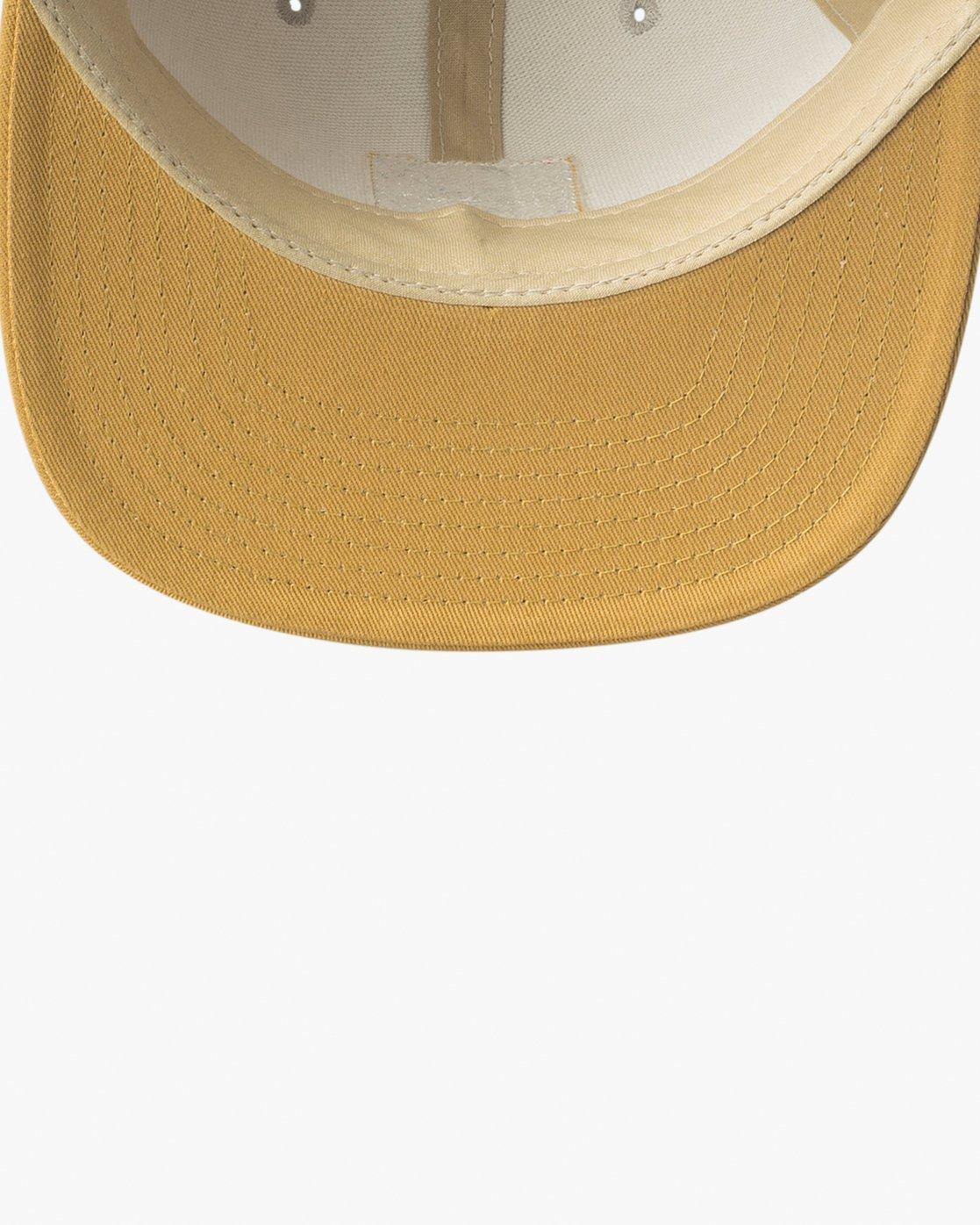 2 Den Snapback Hat Grey MAHWVRDS RVCA
