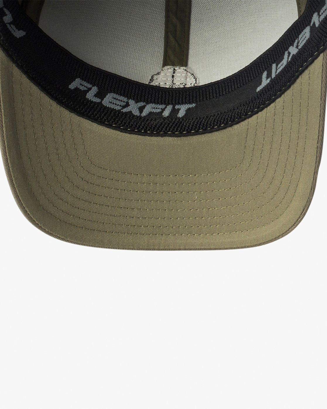 2 Mini Motors Flex Fit Hat Green MAHWVRMM RVCA