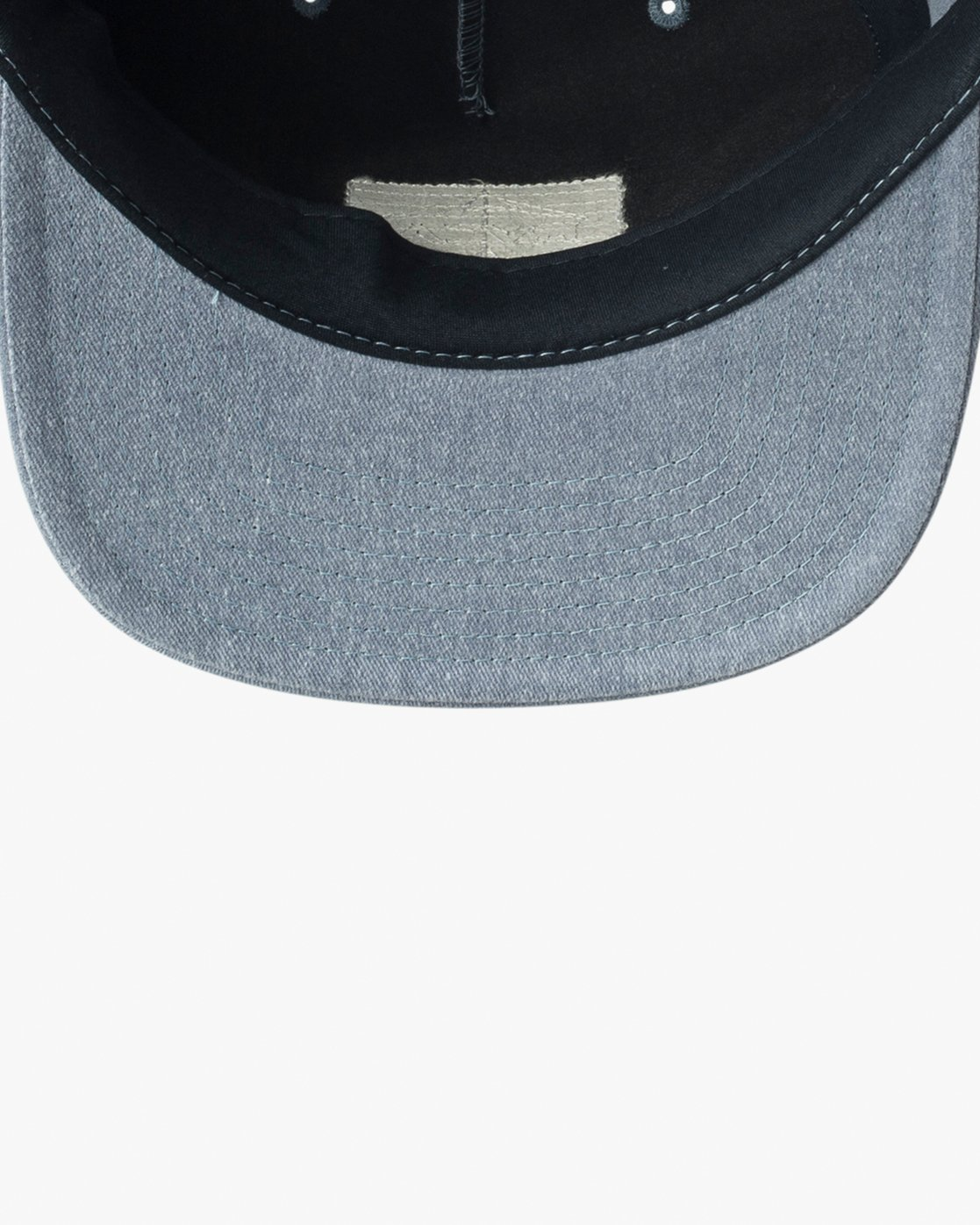 2 Pints Snapback Hat Blue MAHWVRPS RVCA