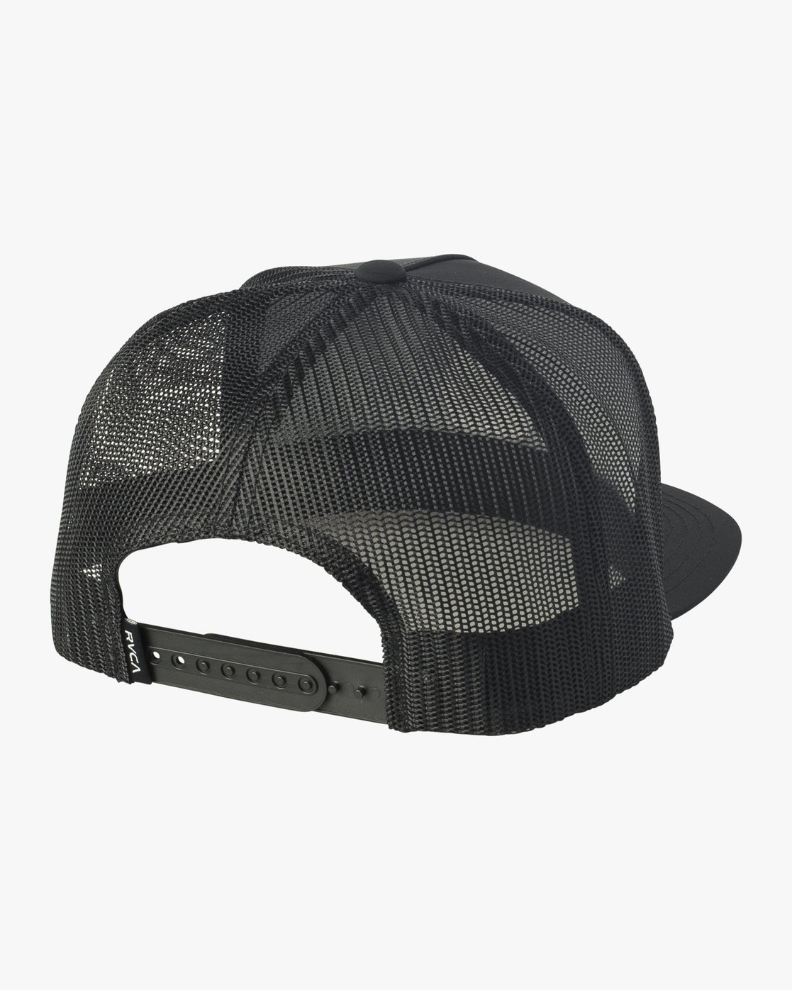 1 RVCA Sphere Trucker Hat Black MAHWVRRS RVCA