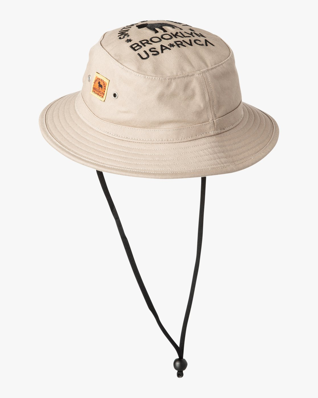 1 Smith Street Bucket Hat Grey MAHWVRSB RVCA