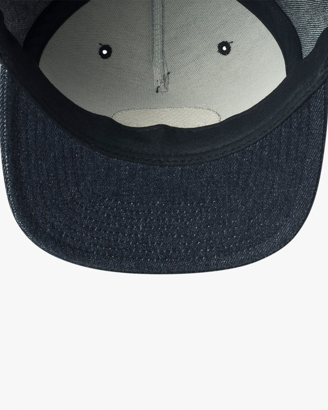 2 Serpent Snapback Hat Blue MAHWVRSS RVCA