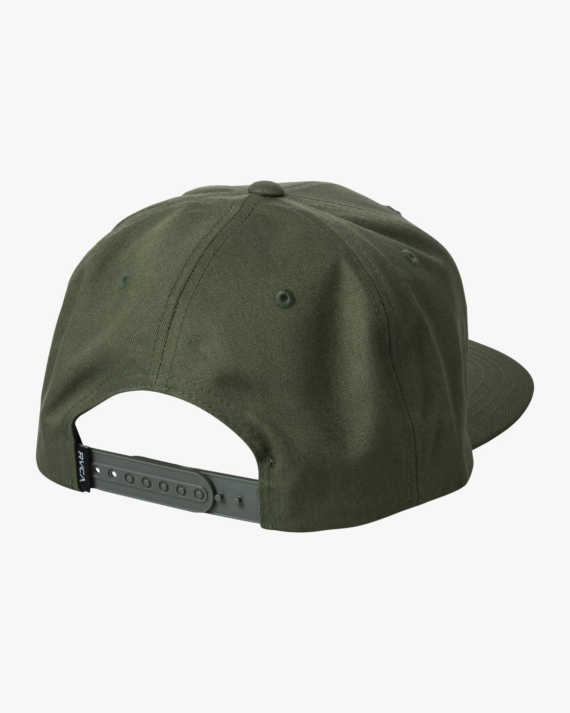 1 VA PATCH SNAPBACK HAT Green MAHWVRVP RVCA