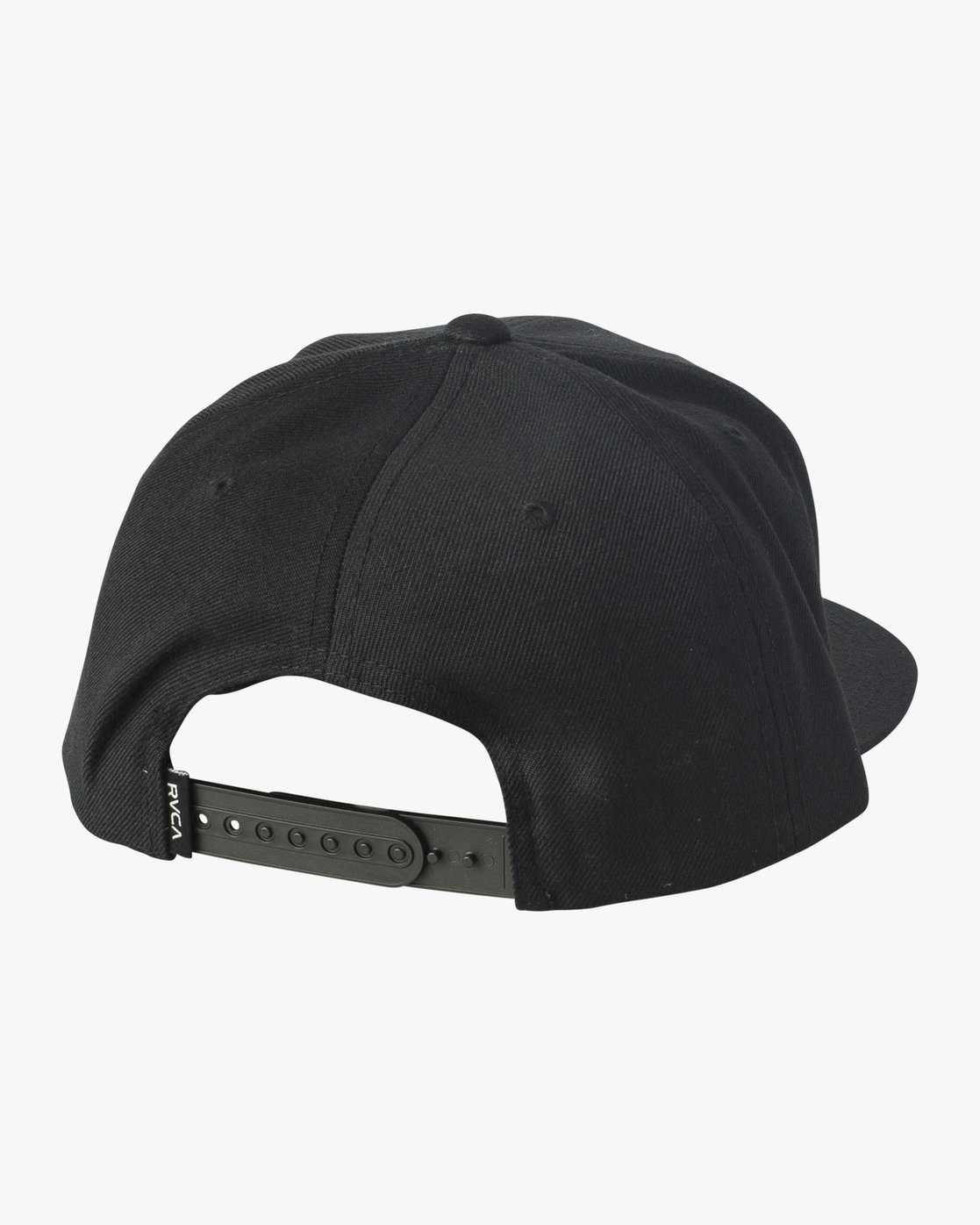 2 VA Patch Snapback Hat Black MAHWVRVP RVCA