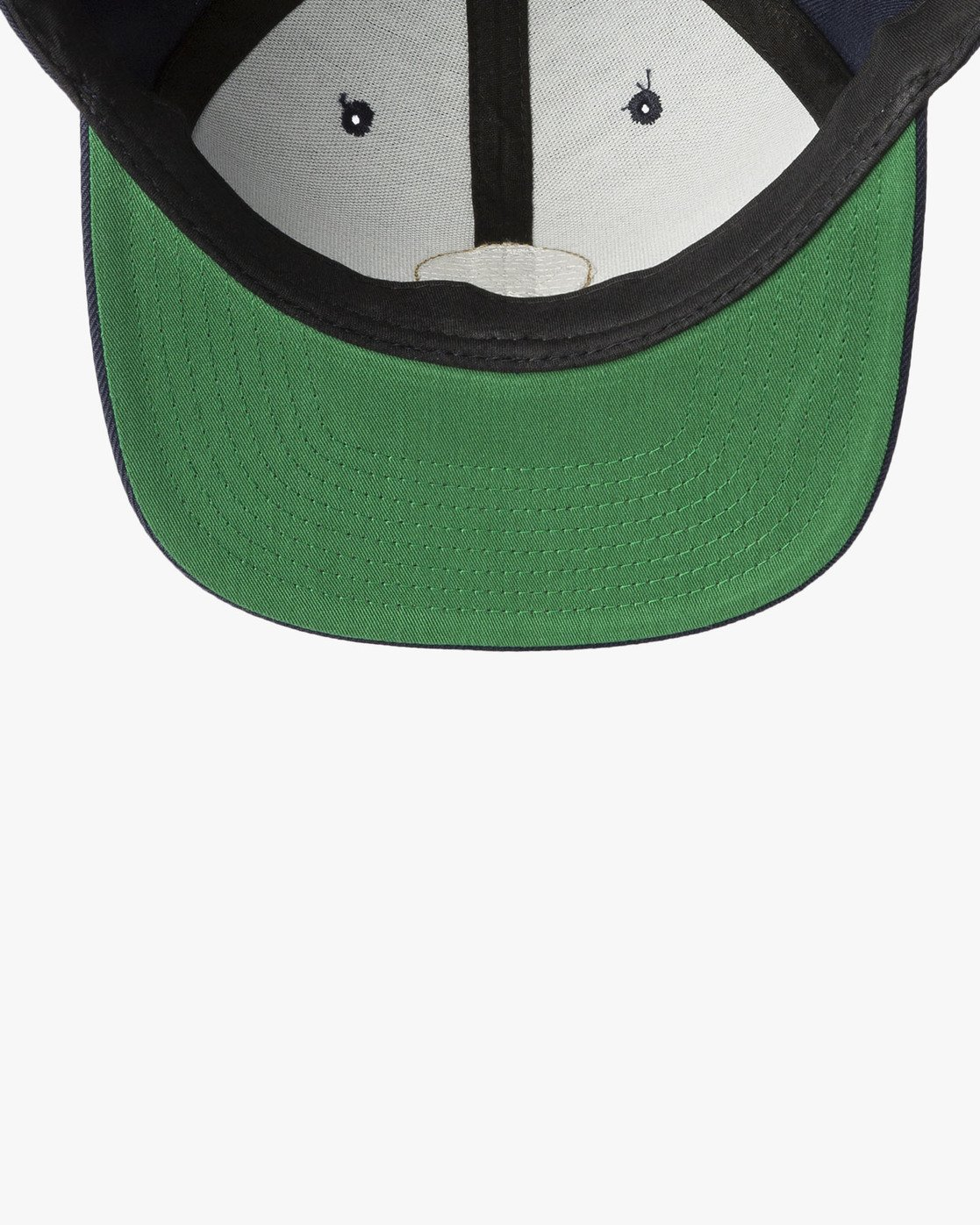 2 VA Patch Snapback Hat Brown MAHWVRVP RVCA