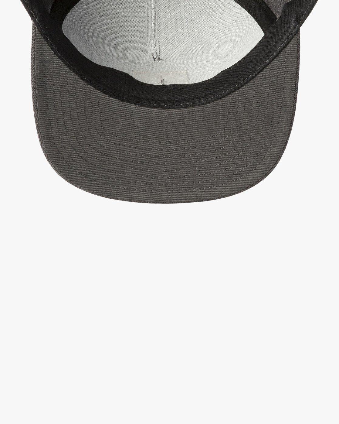 2 VA All The Way Snapback Hat Brown MAHWWRVS RVCA