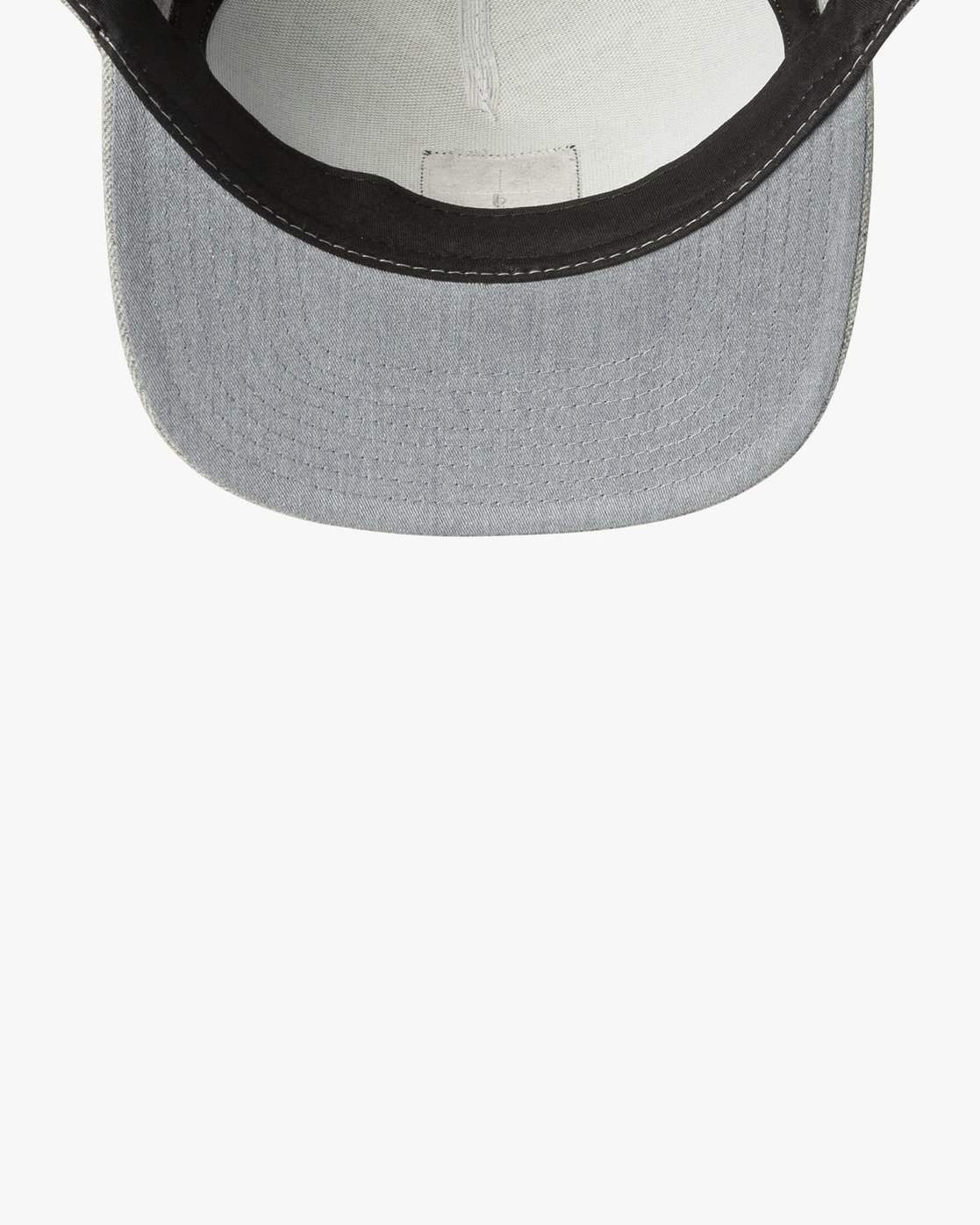 2 VA All The Way Snapback Hat Grey MAHWWRVS RVCA