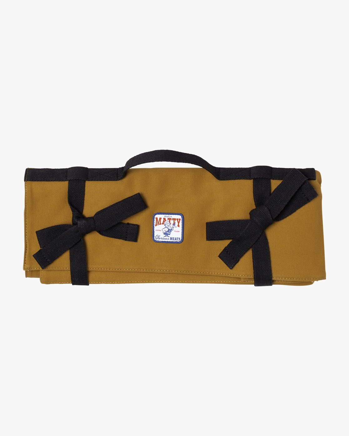 0 MATTYS KNIFE ROLL Brown MAMCWRMK RVCA