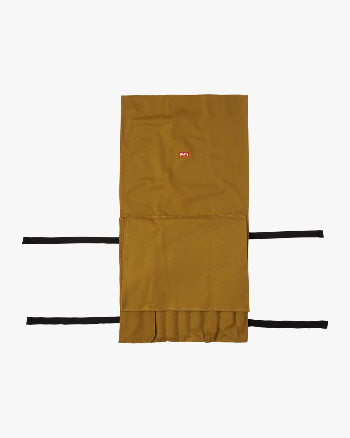 1 MATTYS KNIFE ROLL Brown MAMCWRMK RVCA
