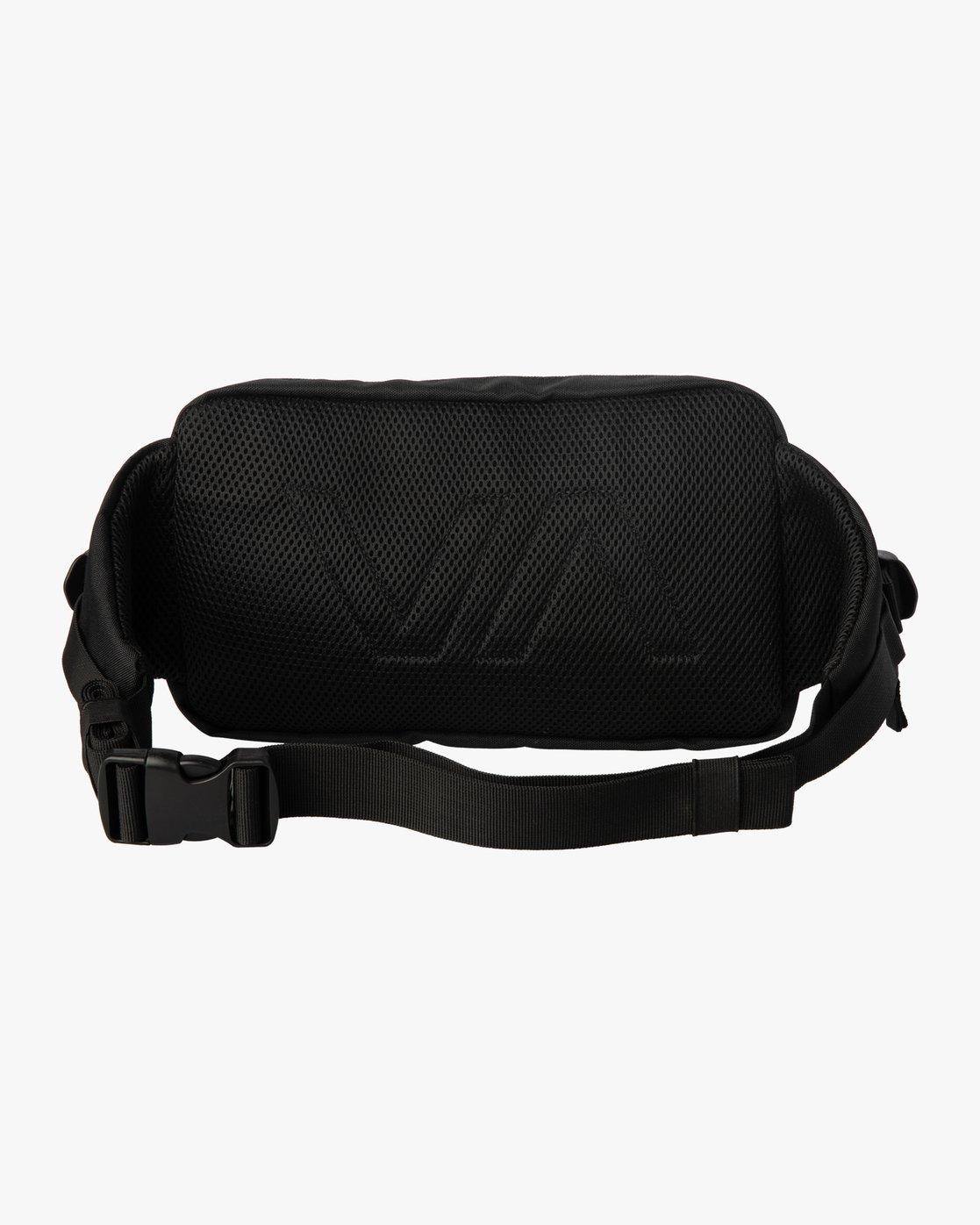 2 DELUXE HIP BAG Black MATV3RWD RVCA