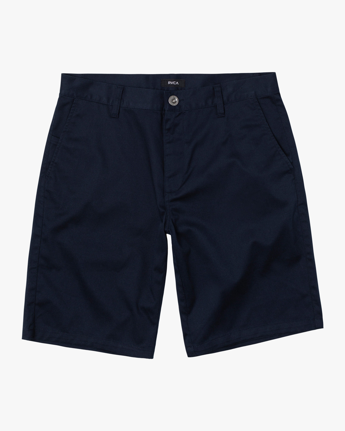 "0 week-end STRETCH SHORTS 20"" Blue MC202WKS RVCA"