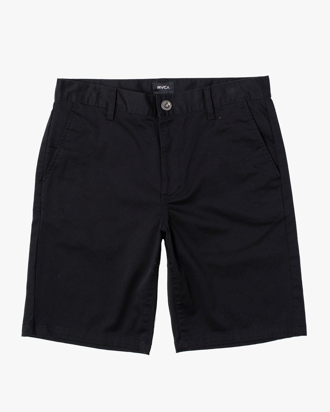 0 Week-End Stretch Shorts Black MC202WKS RVCA