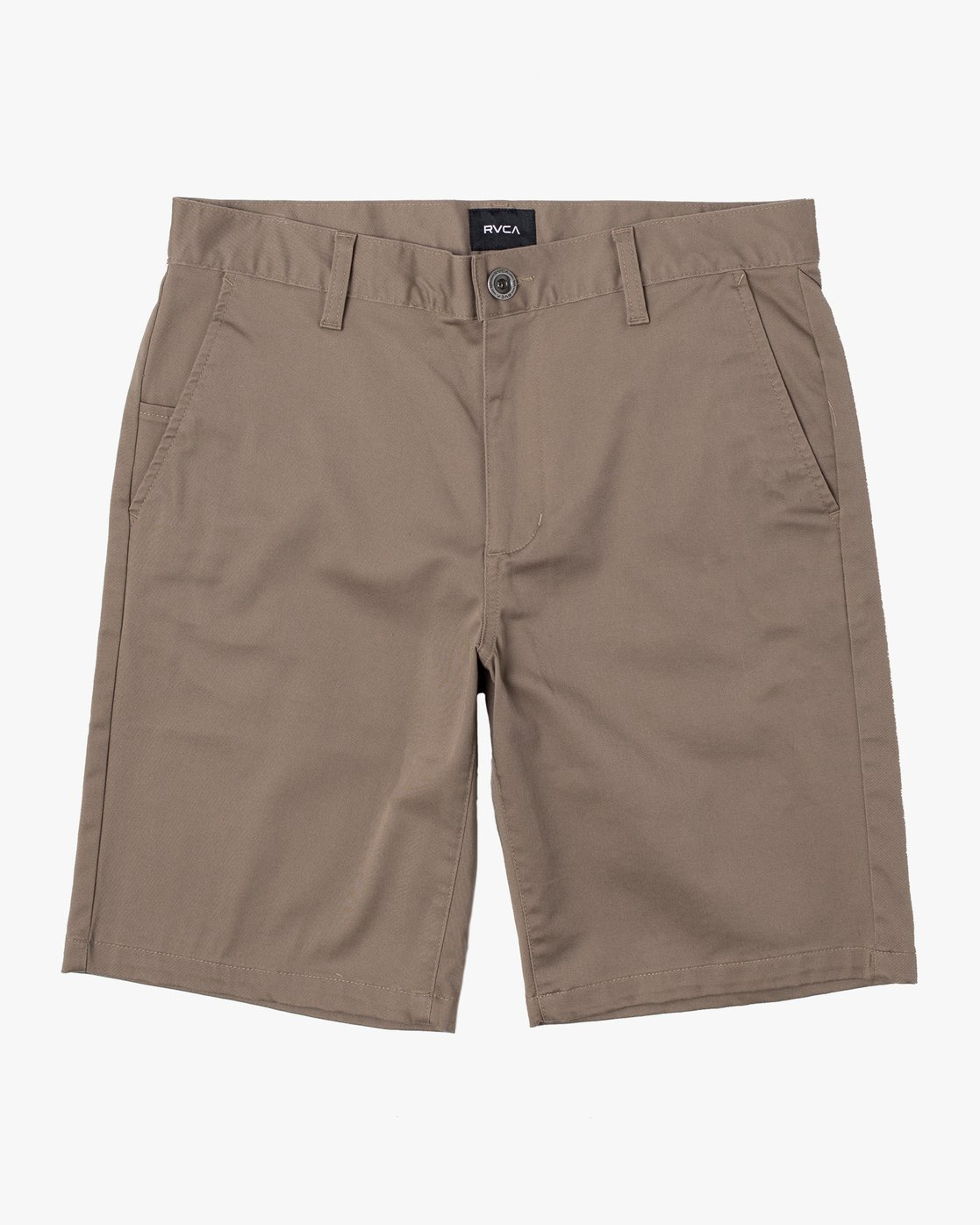 "0 WEEKEND 20"" STRETCH SHORTS Grey MC202WKS RVCA"