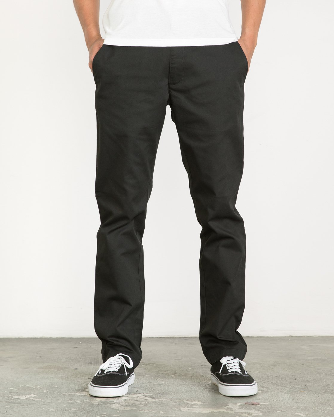 0 Week-end Stretch Pants Black MC303WST RVCA