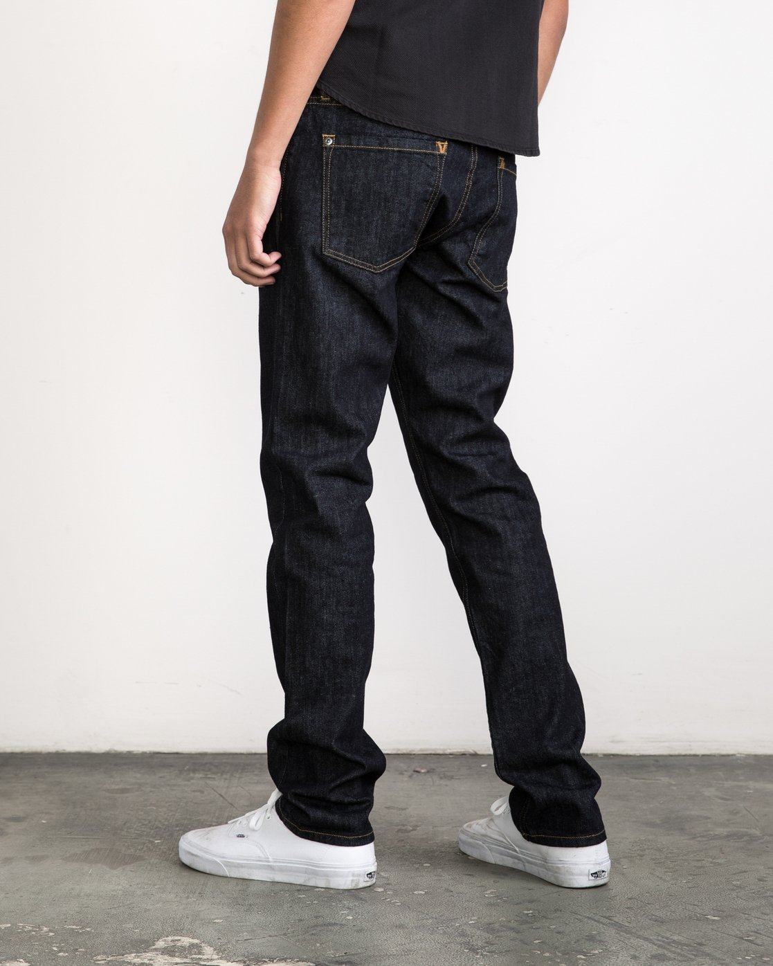 2 Daggers Denim Pants Blue MCDP06DA RVCA