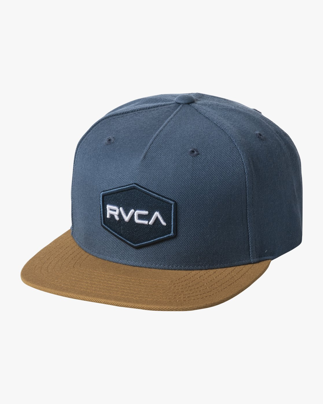 0 COMMONWEALTH SNAPBACK HAT Grey MDAHWCWS RVCA