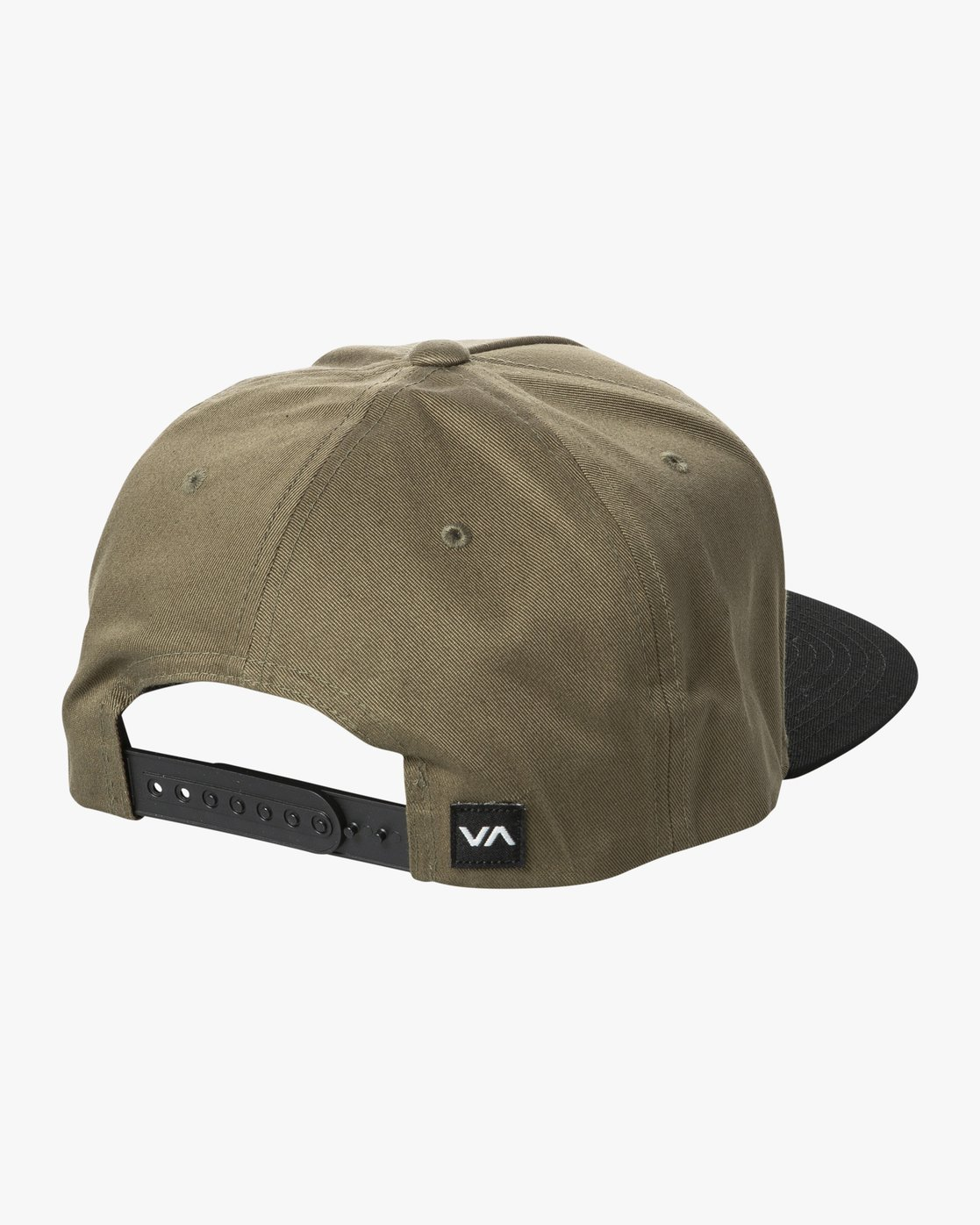1 COMMONWEALTH SNAPBACK HAT Green MDAHWCWS RVCA