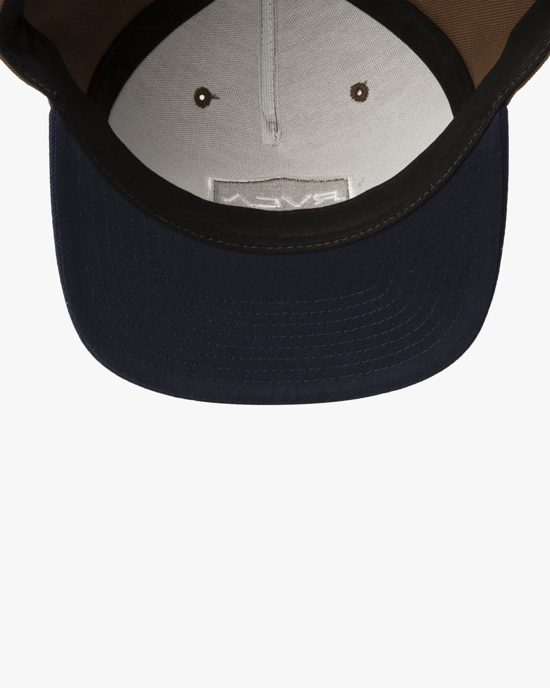 2 COMMONWEALTH SNAPBACK HAT Brown MDAHWCWS RVCA