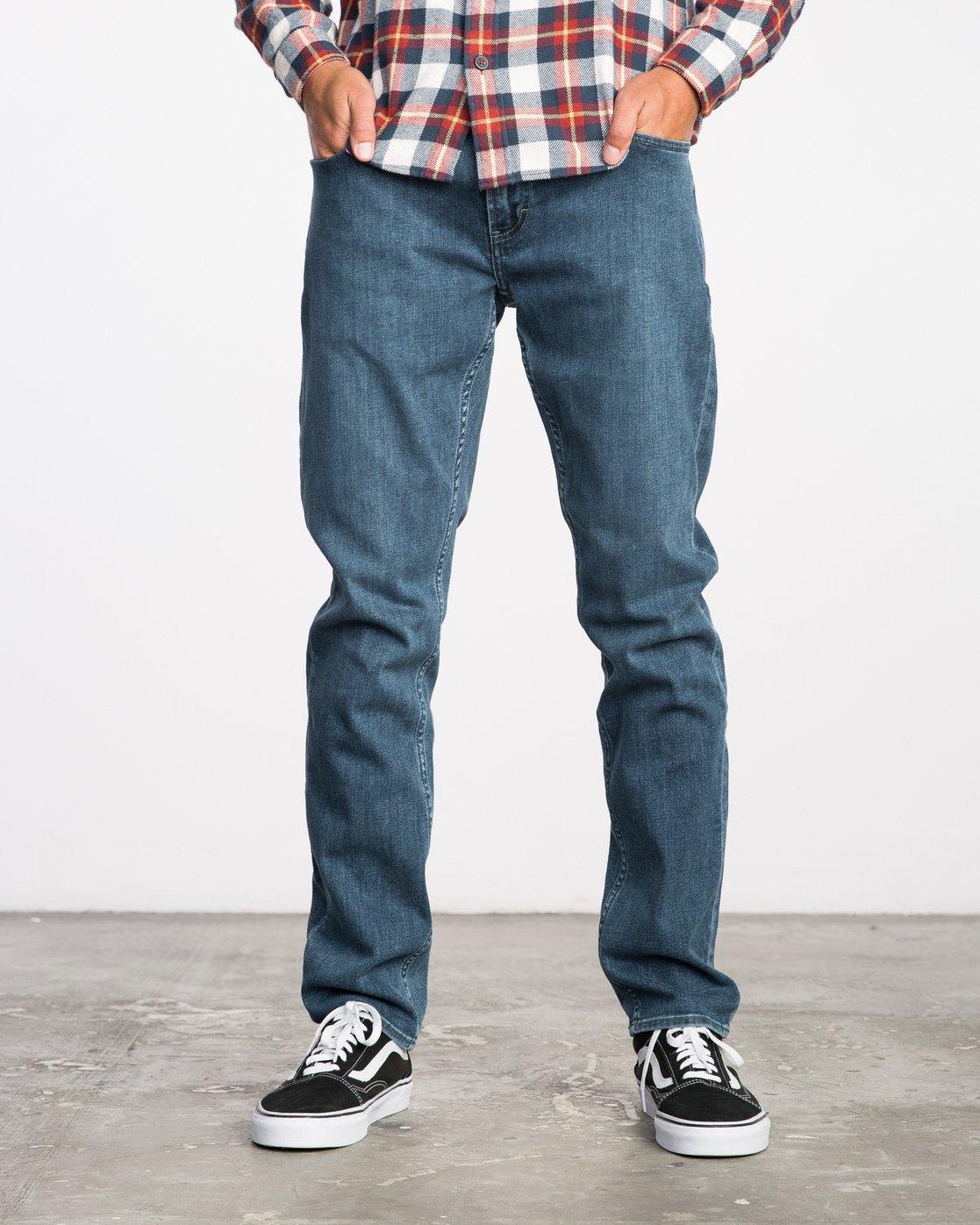 0 Stay RVCA Denim Pants  MDDP02ST RVCA