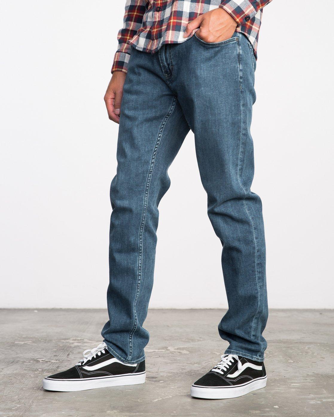 1 Stay RVCA Denim Pants  MDDP02ST RVCA