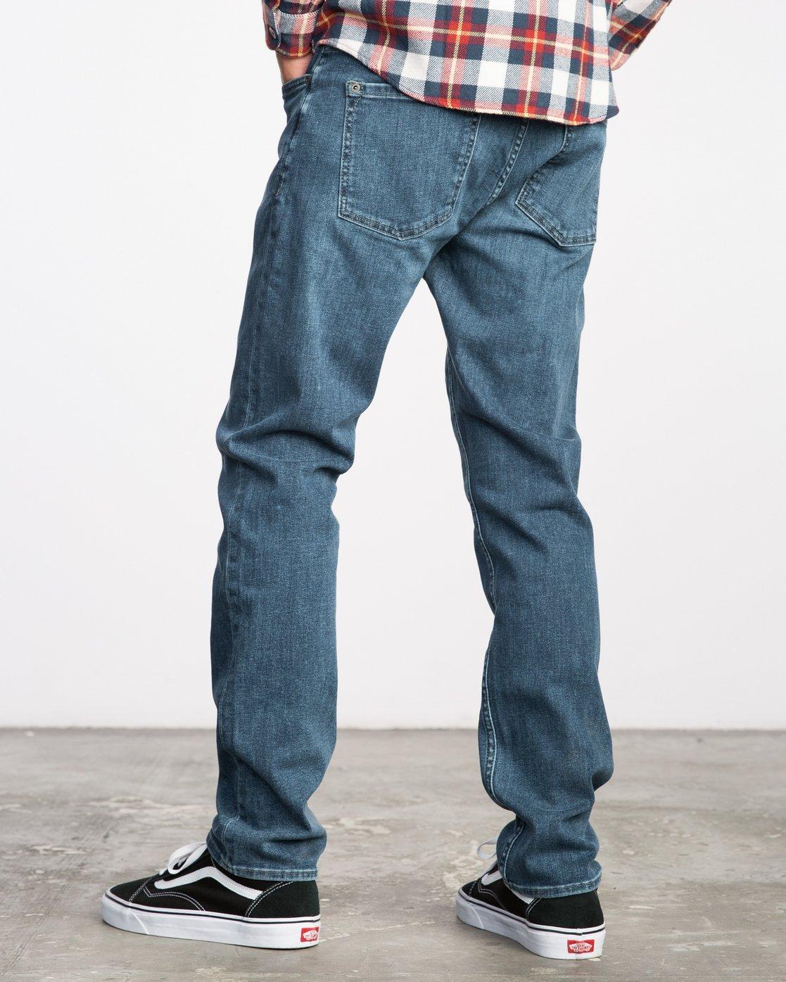 2 Stay RVCA Denim Pants  MDDP02ST RVCA