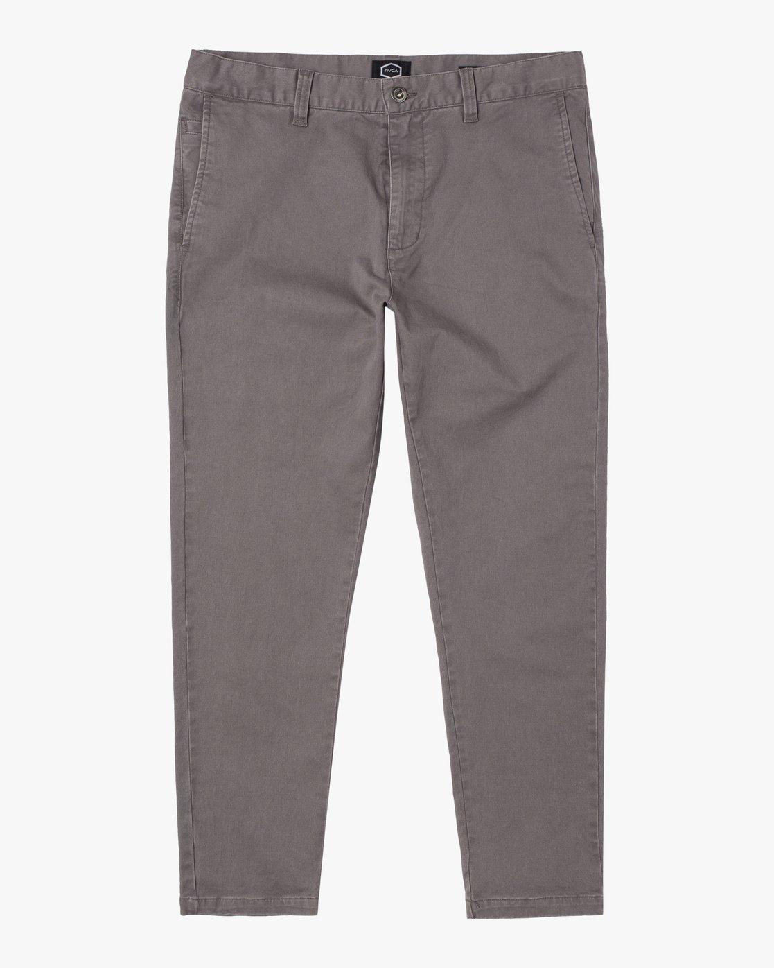 2 HITCHER PANT Grey ME303HIT RVCA