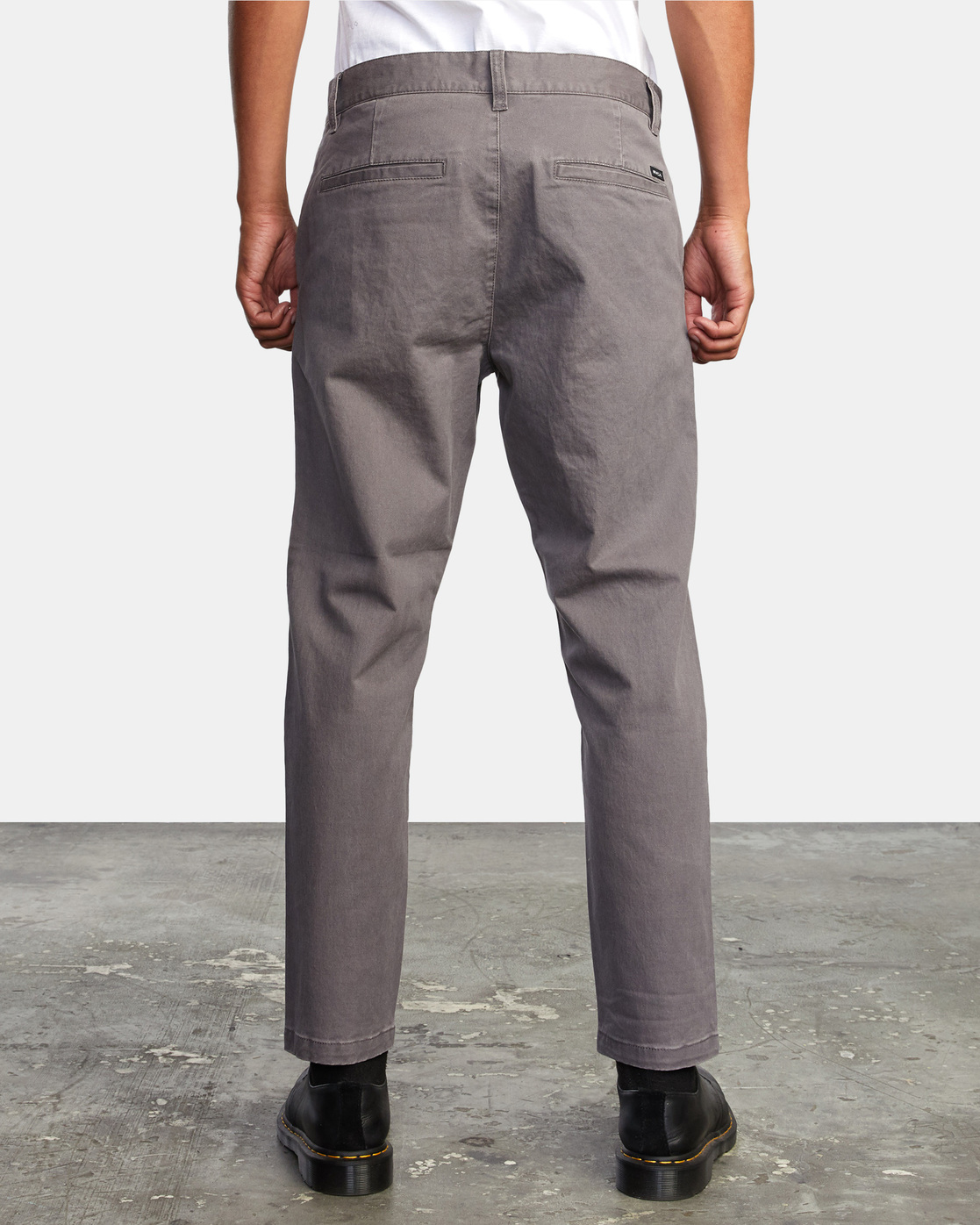 8 HITCHER PANT Grey ME303HIT RVCA