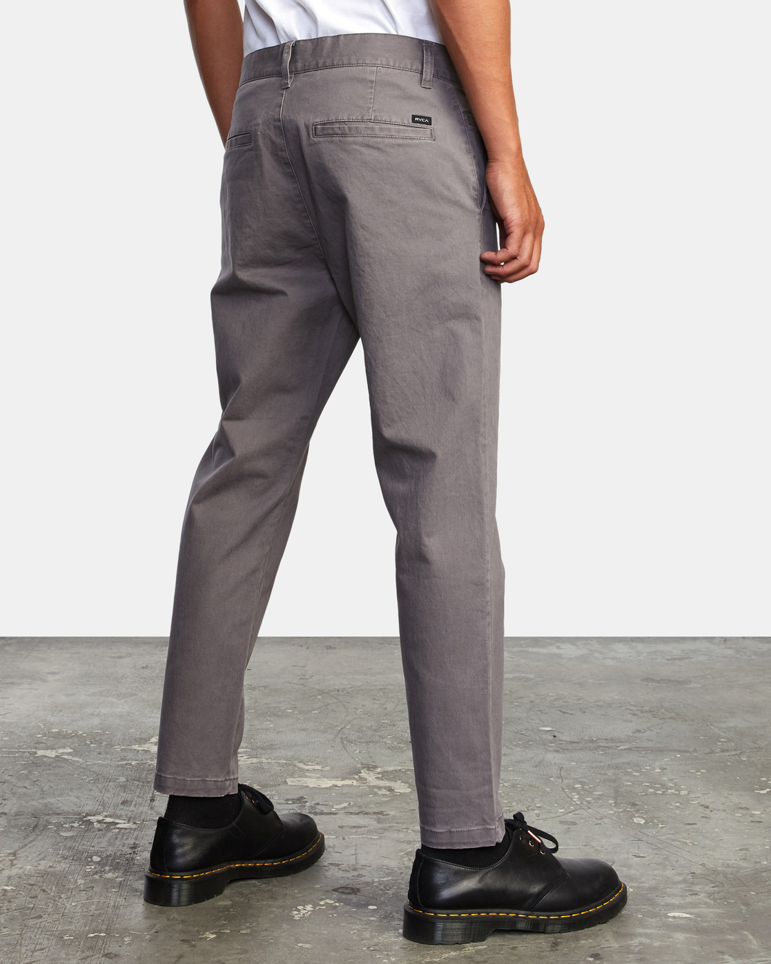 10 HITCHER PANT Grey ME303HIT RVCA
