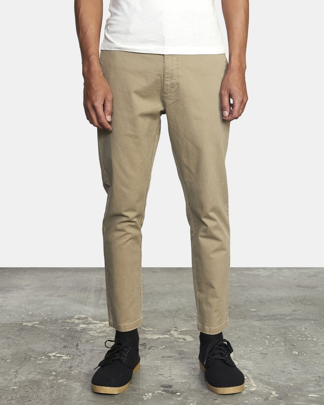 0 HITCHER PANT White ME303HIT RVCA