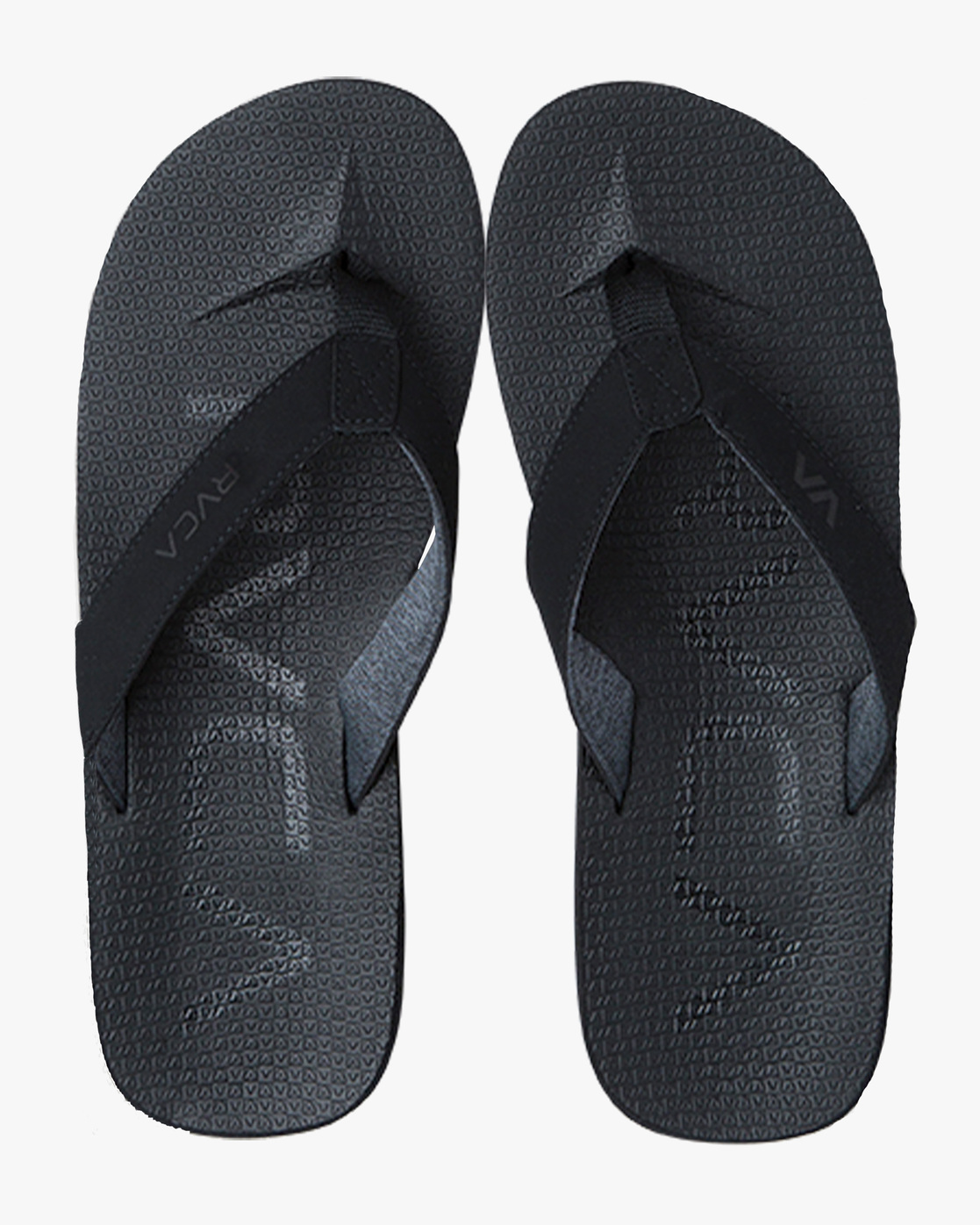 0 Subtropic Sandals Black MFASPSTS RVCA