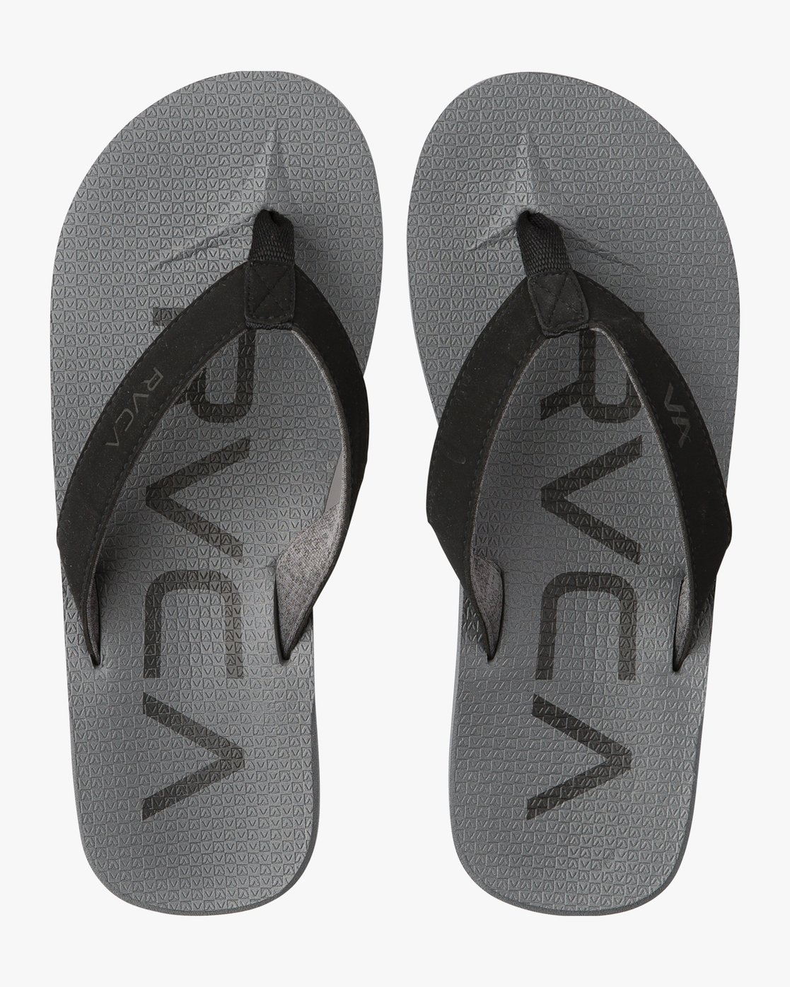 1 Subtropic Sandals Grey MFASPSTS RVCA