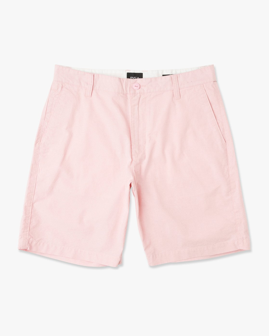 "0 That'll Walk Oxford 19"" WalkShort Pink MJ214TWO RVCA"