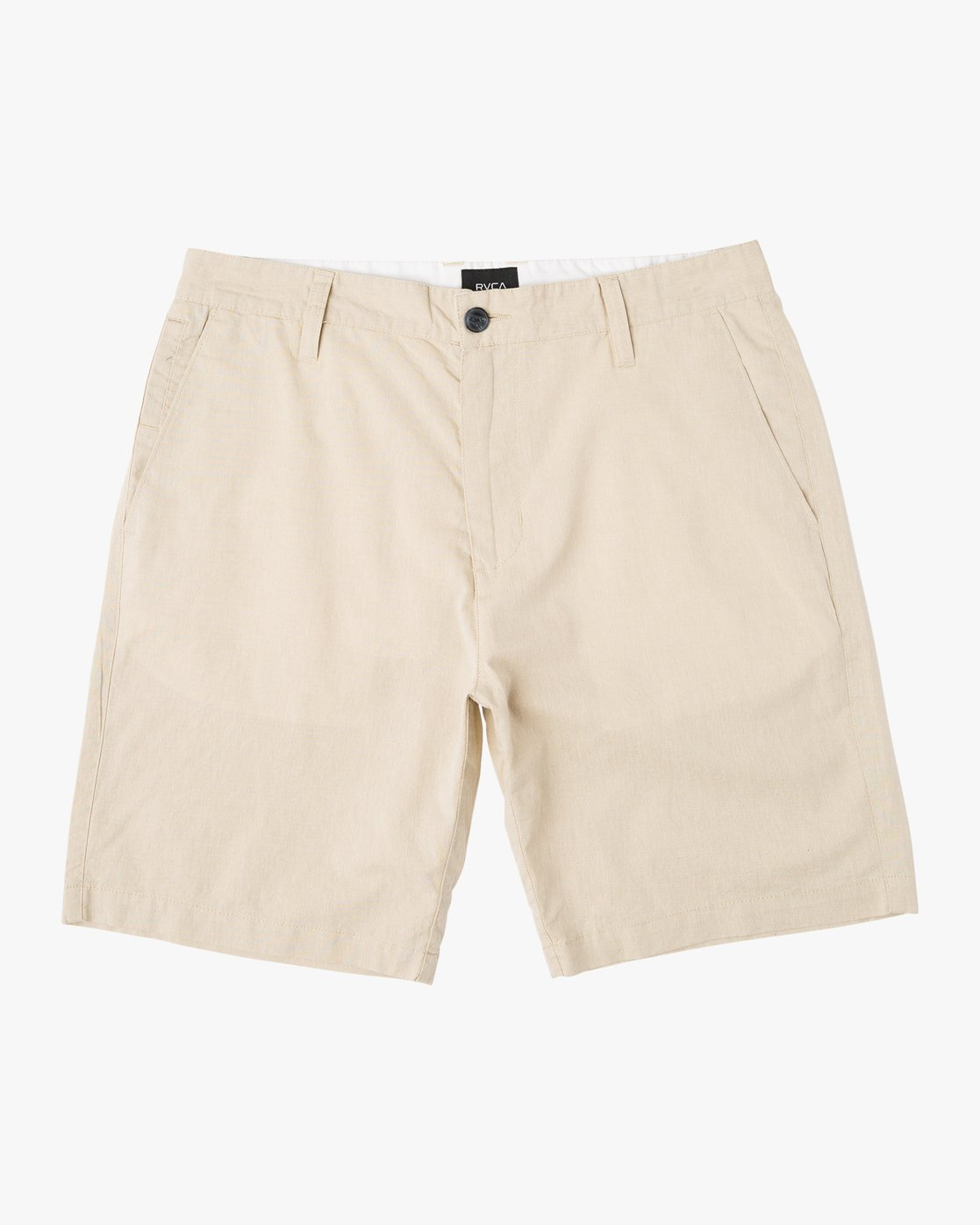 0 That'll Walk Oxford Short Yellow MJ214TWO RVCA