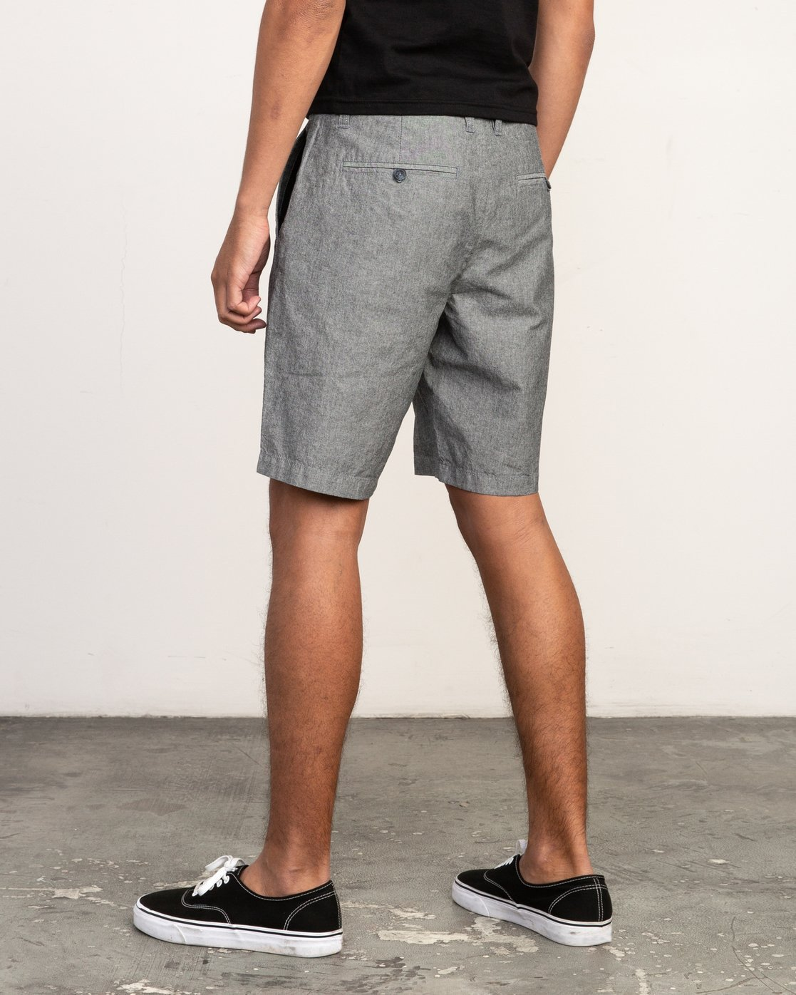 "4 That'll Walk Oxford 19"" WalkShort Orange MJ214TWO RVCA"