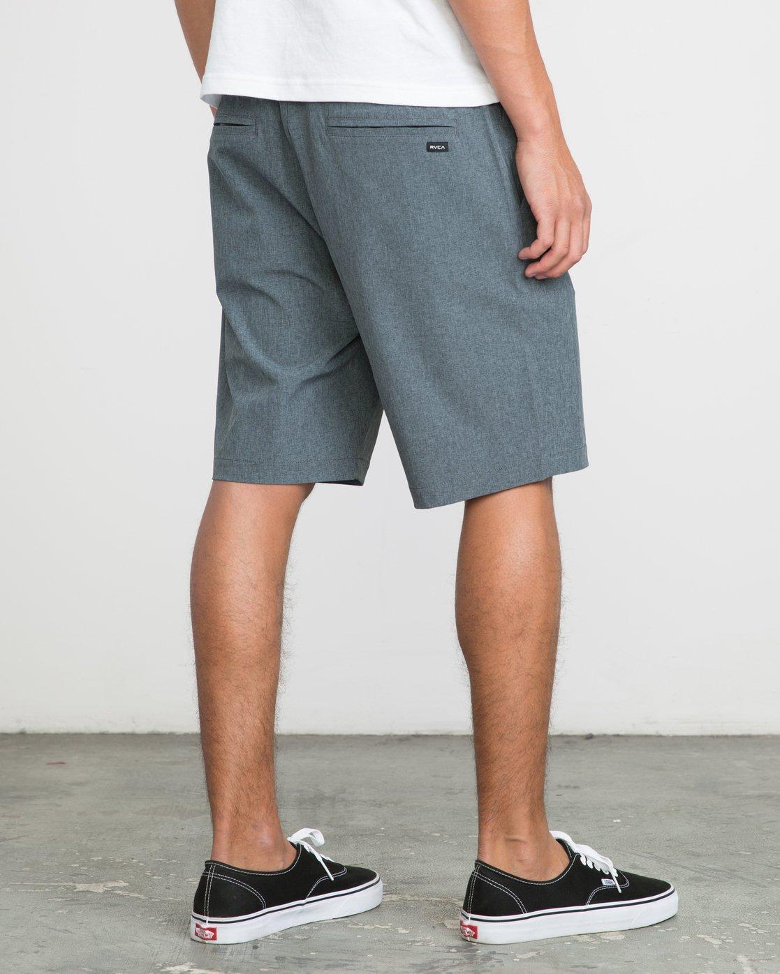 RVCA Boys Big Way Hybrid Short