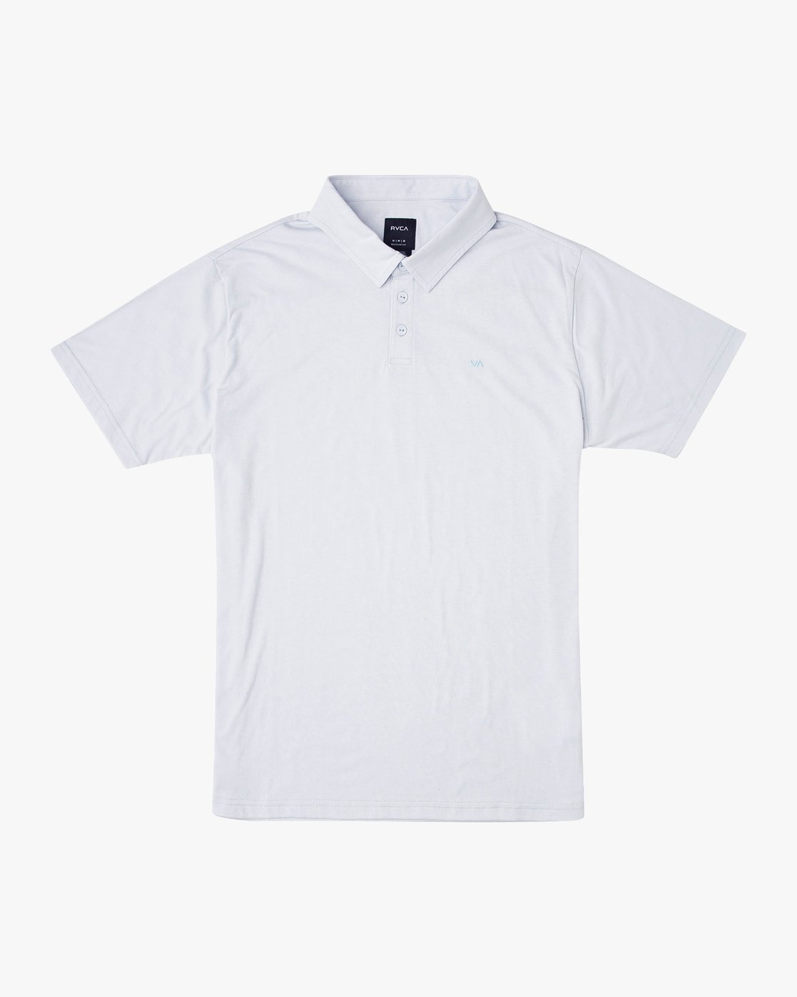 0 Sure Thing II Polo White MJ922SUR RVCA