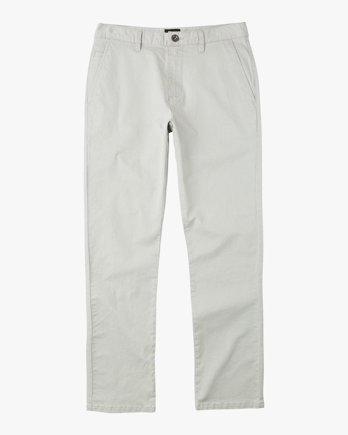 6 Stay RVCA Chino Pants Multicolor ML301SRC RVCA