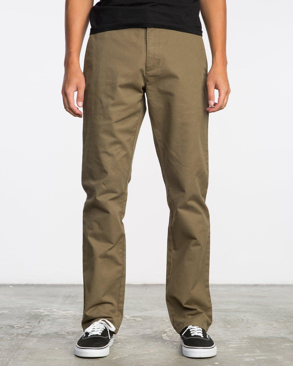 0 Stay RVCA Chino Pants  ML301SRC RVCA
