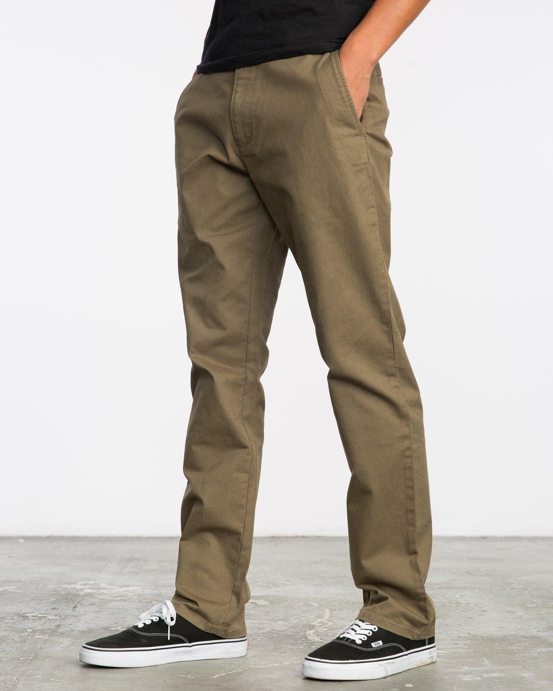 1 Stay RVCA Chino Pants  ML301SRC RVCA