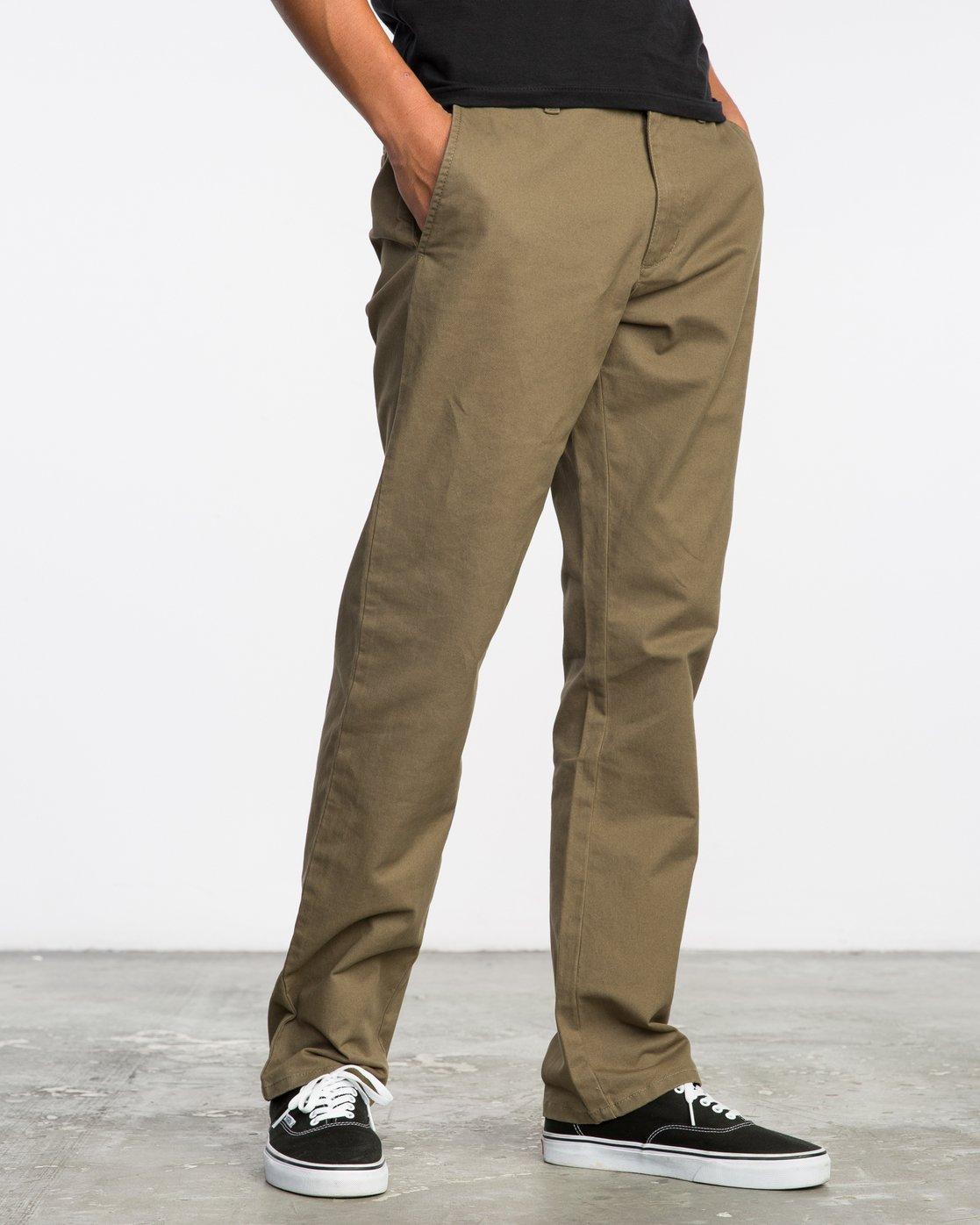 4 Stay RVCA Chino Pants  ML301SRC RVCA