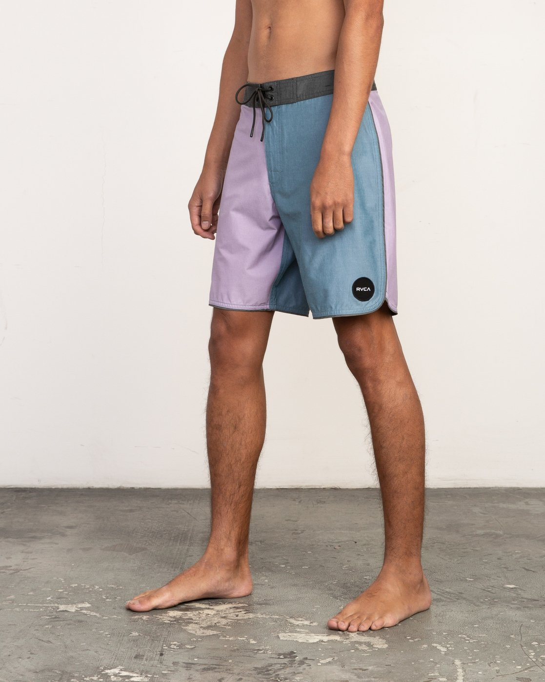 "2 South Eastern Trunk - 18"" Boardshorts for Men Blue N1BSRHRVP9 RVCA"