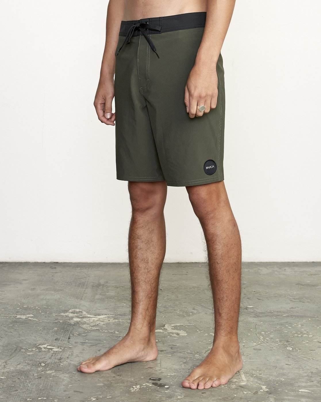 "2 VA Trunk 19"" - Board Shorts for Men Green N1BSRIRVP9 RVCA"